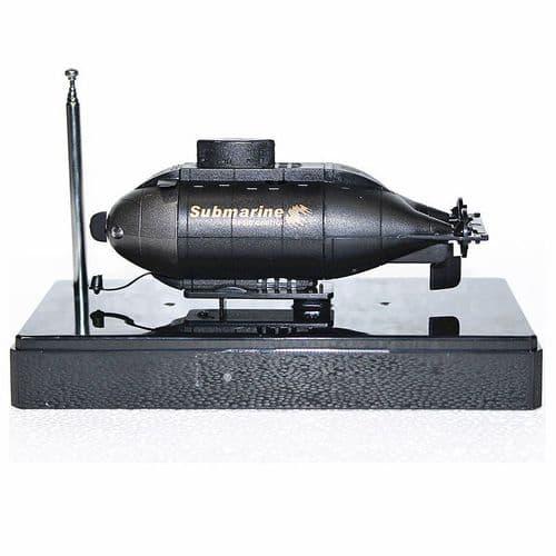 Radio Télécommandé RC Sous-marin Mini Jouet Sous-marin Submersible BK