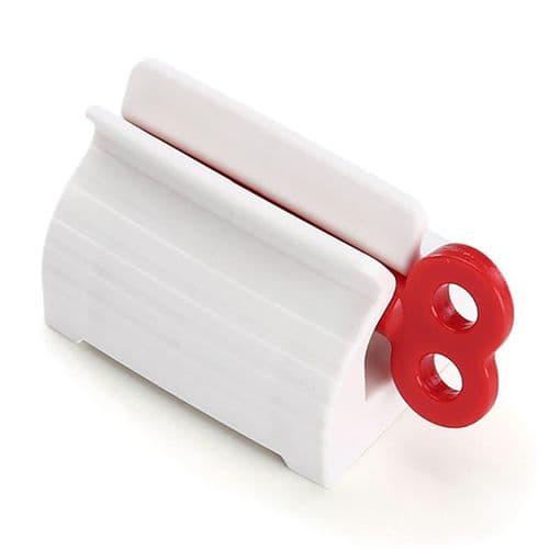 Rouleau Porte Dentifrice à comprimer pratique Tube Support Salle de bains