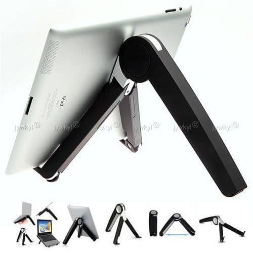 Socle Pied Support Pliable pour iPad Samsung Galaxy Ordinateur Portable Tablette Tactile 541