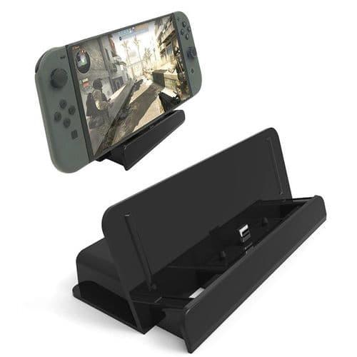 Station Dock de Charge Support Berceau pour Console Nintendo Switch LED