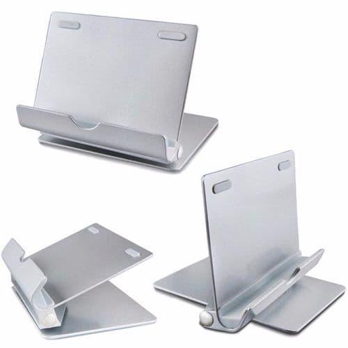 Support Aluminium Angle Réglable Rotatif pour Nintendo Switch Console de Jeux