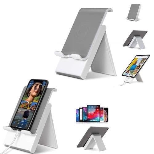 Support De Bureau Angle Et Hauteur Réglable Pour Téléphone Portable Tablette