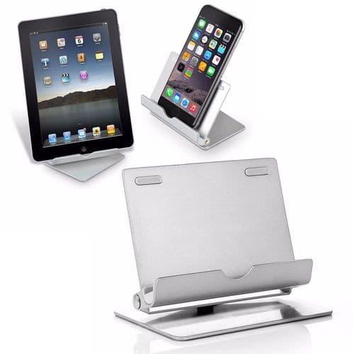 Support De Bureau Pour Téléphone Portable Smartphone Tablette 360 Degrés Rotatif
