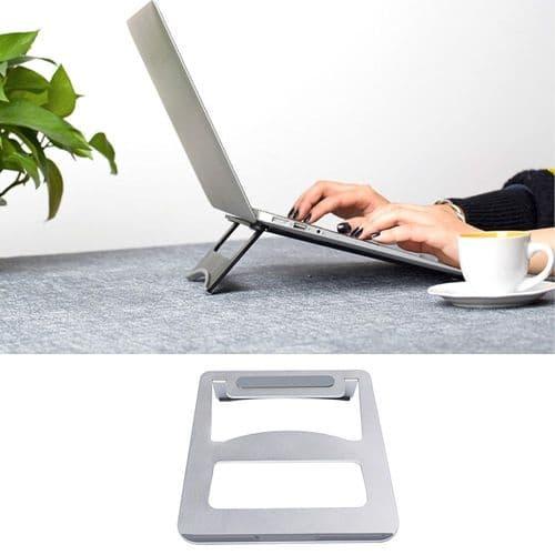 Support De Refroidissement Pour Ordinateur Portable En Aluminium Pliable