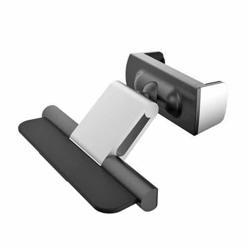 Support De Smartphone Portable De Voiture Sur La Fente Cd Rotation À 360 Degrés