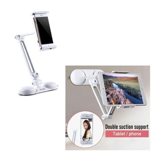 Support De Téléphone À Ventouse De Bureau Solide Pour Smartphone Tablette