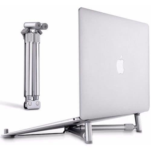 Support Pour Ordinateur Portable Réglable Support Pliable En Aluminium
