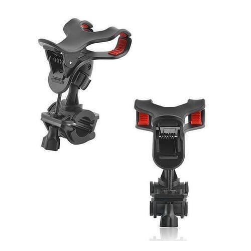 Support Universel Porte Smartphone Sur Moto Bicyclette Vélo VTT Téléphone Portable Mobile