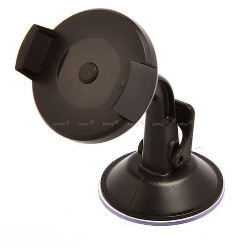 Support Ventouse Pare-brise Auto Voiture Mobile Téléphone Smartphone 52-80mm