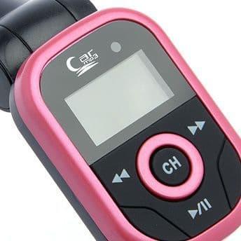 Transmetteur FM / Bluetooth