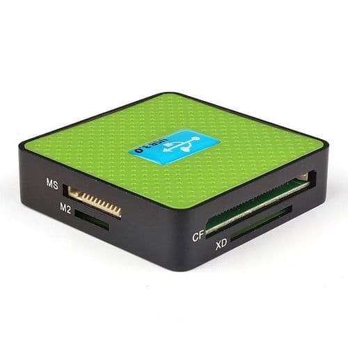 USB 3.0 Lecteur de Carte Mémoire Micro SD TF SD M2 CF xD USB3.0 Port