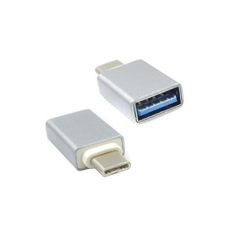 USB-C 3.1 Type C mâle vers USB 3.0 A Convertisseur Femelle Connecteur Adaptateur Mobile PC
