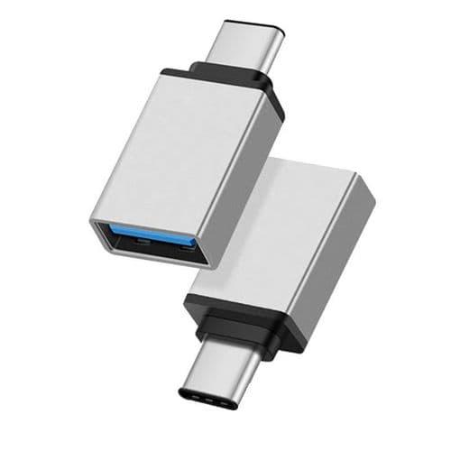 USB-C 3.1 Type C Mâle vers USB 3.0 Femelle OTG Adaptateur Convertisseur SL