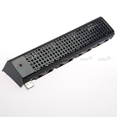 Ventilateur de Refroidissement pour Console de Jeux Sony PS3 USB