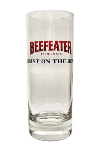 Beefeater Tall Premium Gin Glass Personalised
