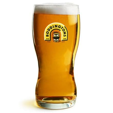 Boddingtons 1 Pint Glass Personalised