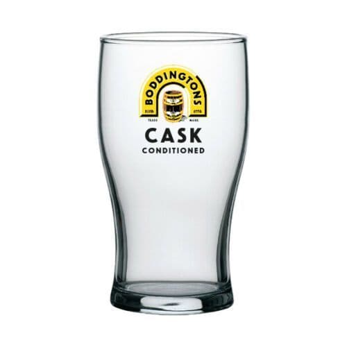 Boddingtons Cask 1 Pint Glass Personalised | County Engraving
