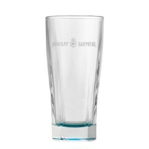 Bombay Sapphire Hi-ball Glass Personalised | County Engraving