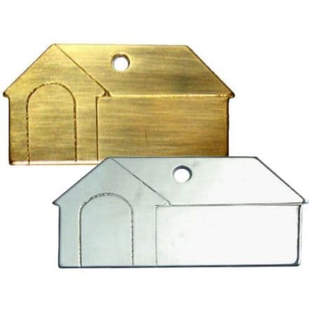 Brass and Chrome Kennels