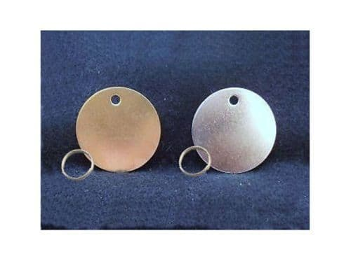 Brass and Nickel Discs