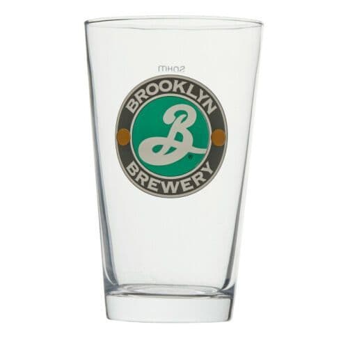Brooklyn Brewery Branded Glass Personalised | County Engraving
