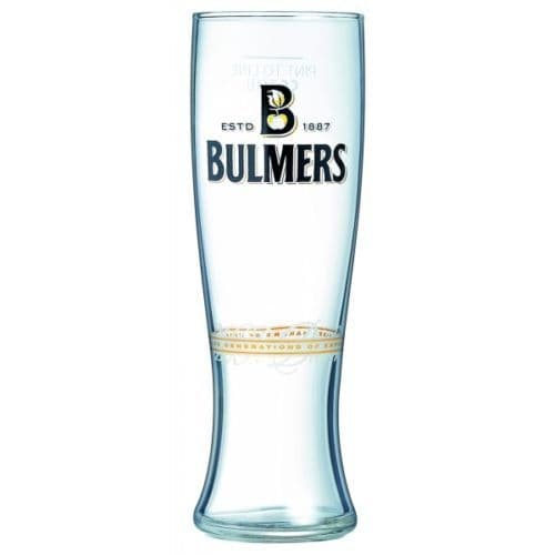 Bulmers 1 Pint Cider Glass Personalised | County Engraving