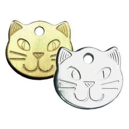 Cat Head Brass and Chrome