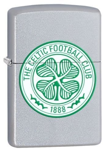 Celtic FC Official Zippo Lighter Personalised