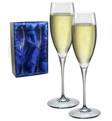 Champagne Flutes Personalised