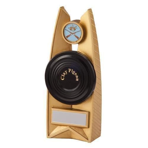 Clay Pigeon Trophy Personalised