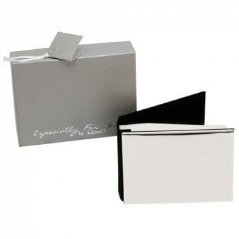 Especially For You Plain Silver Plated Photo Album Personalised