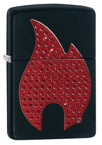 Flame On with Zippo! Zippo Lighter Personalised