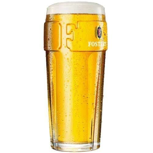 Fosters 1 Pint Glass Personalised For Christmas
