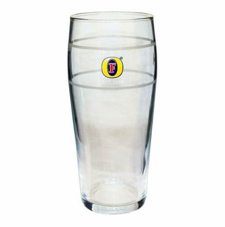 Fosters Lager 1 Pint Glass Personalised