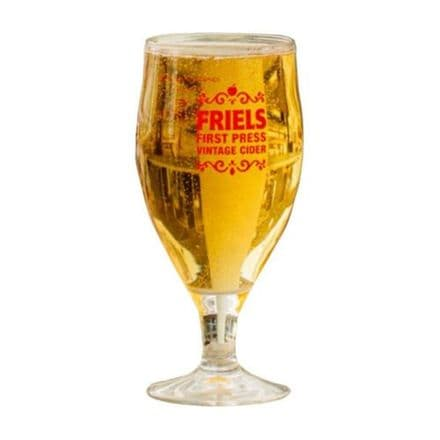 Friels Cider Glass 1 Pint Personalised