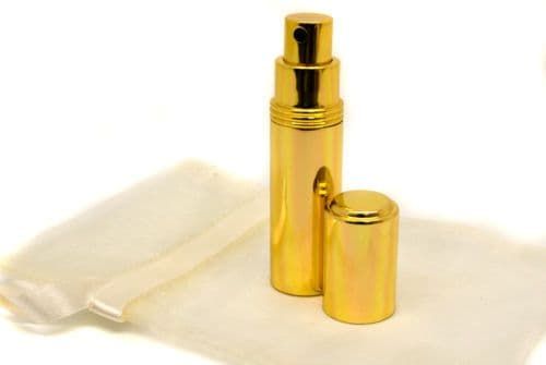 Gold Atomiser Personalised