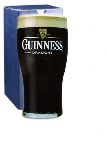 Guinness Draught 440ml Glass Personalised