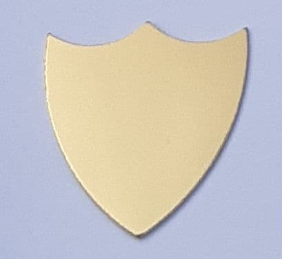Hastings Gold Side Shield