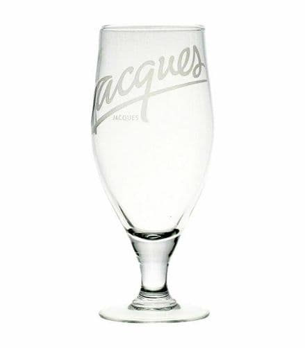 Jacques Cider Glass Chalice Personalised