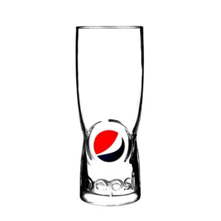Pepsi 16oz Classic Glass Personalised