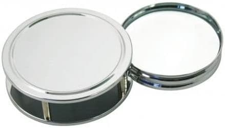 Silver Magnifying Glass Personalised