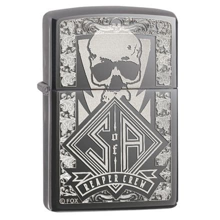 Sons of Anarchy Reaper Crew Zippo Lighter Personalised