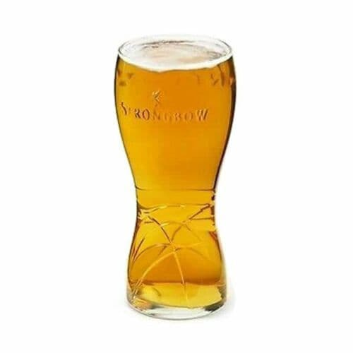 Strongbow Cider Hourglass 1 Pint Personalised