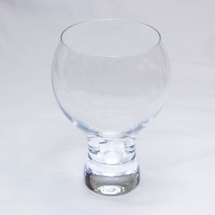 Thick Stem Gin Glass Personalised