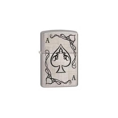 Tribal Ace Zippo Lighter Personalised