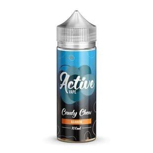 Active Vape  - Candy Chew Rainbow E-liquid 120ML Shortfill