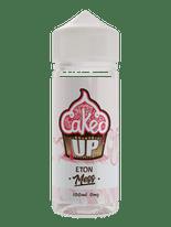 Caked Up - Eton Mess E-liquid 120ML Shortfill