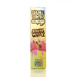 Double Drip Strawberry Banana Waffle E-liquid 60ml Shortfill