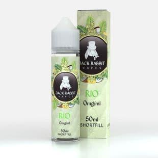 Jack Rabbit - Rio E-liquid 60ml Shortfill