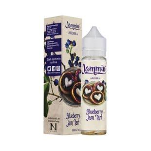 Jammin -Blueberry Jam Tart  60ml  E-liquid
